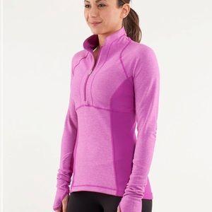 Lululemon Switch Back 1/2 Zip Reversible Pullover